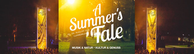 A Summer's Tale Festival 2018